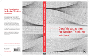 Data Visualization for Design Thinking: Applied Mapping by Winifred E Newman – Book AvailableNOW